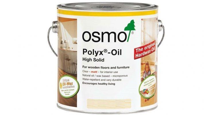 Hình 1 - Sơn dầu lau osmo