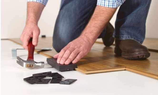 Búa dùng lắp đặt sàn gỗ công nghiệp, sàn gỗ ngoài trời, sàn gỗ tự nhiên