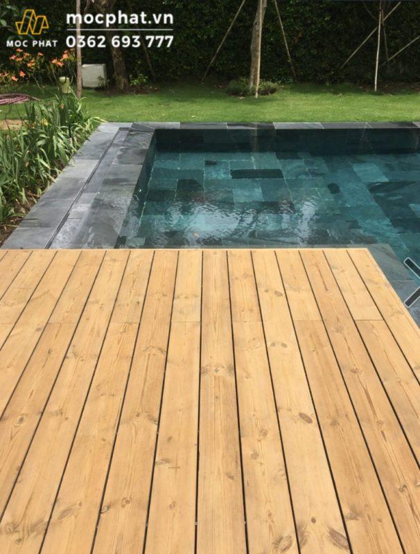 Sàn gỗ Thermo Thông
