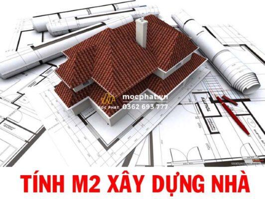 Chi phí xây dựng theo m2 được khá nhiều công ty xây dựng áp dụng