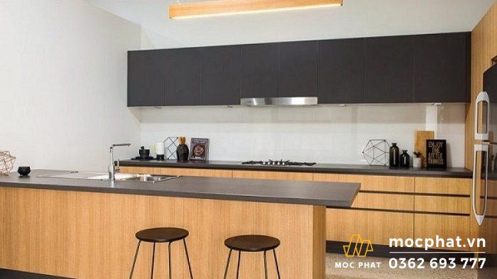 Phòng bếp mệnh Thổ