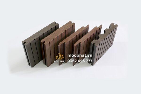 Sàn gỗ nhựa composite đặc