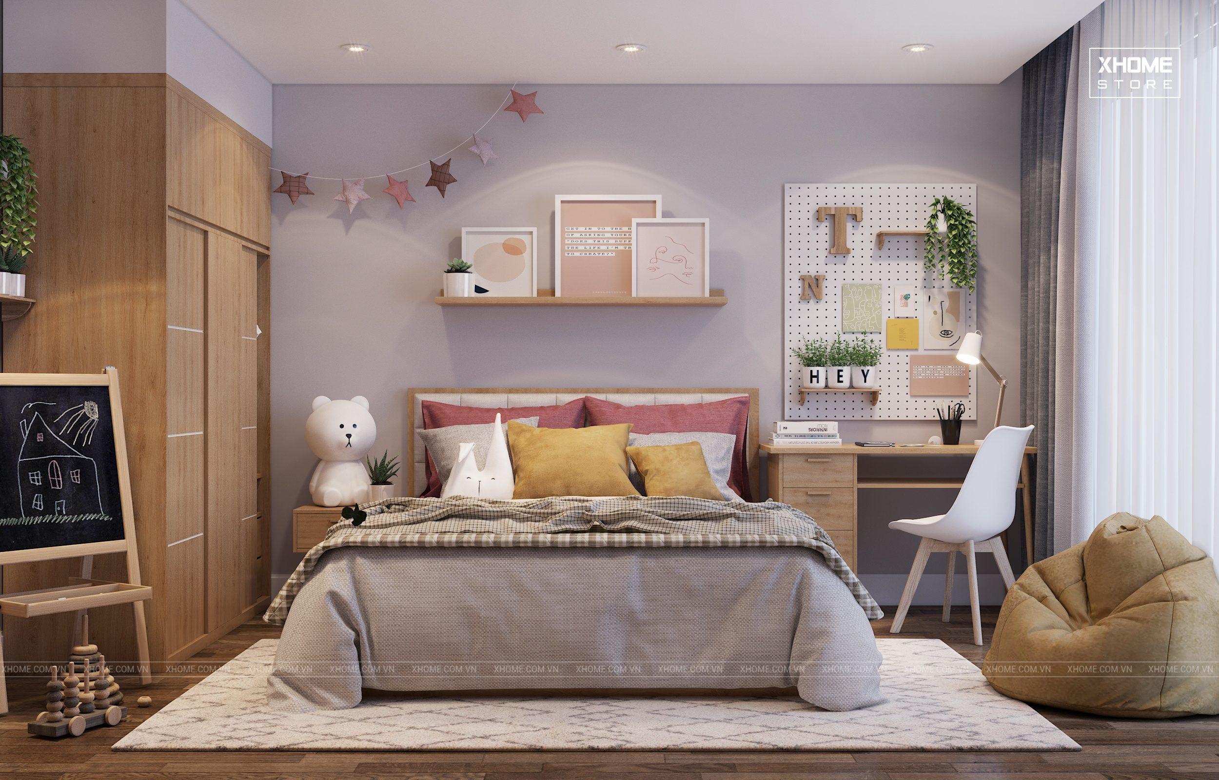 Thiết kế nội thất Xhome