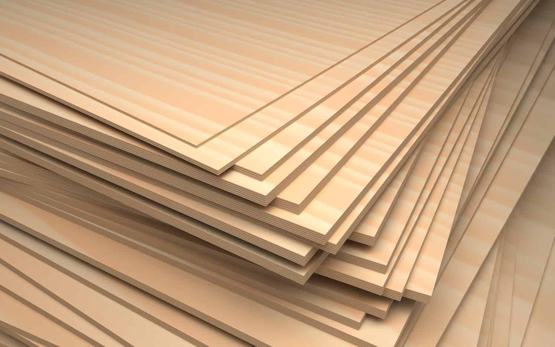 Cấu tạo gỗ dán Plywood