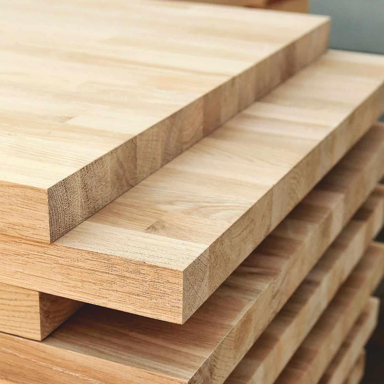 cấu tạo gỗ Finger hay còn gọi là gỗ ghép thanh