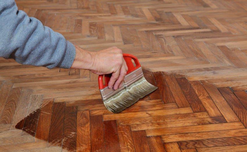Dầu chăm sóc sàn gỗ ngoại thất