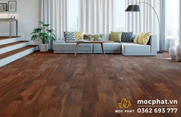 sàn gỗ óc chó 2020