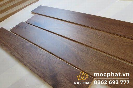 Sàn gỗ kỹ thuật óc chó