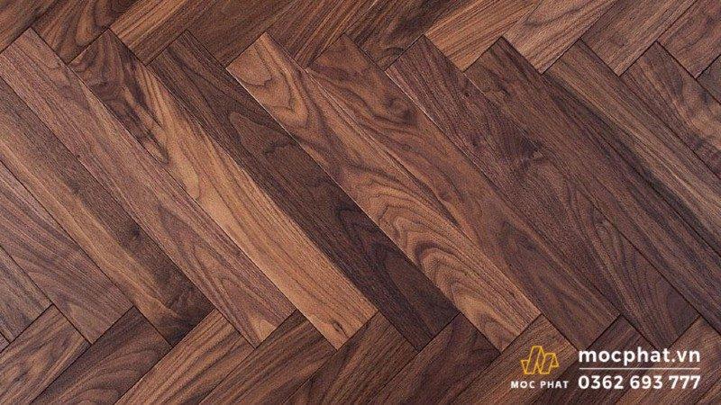 Ưu điểm lắp đặt sàn gỗ xương cá