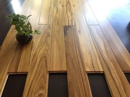 Cửa hàng sàn gỗ Đức Cảnh tại Ninh Bình