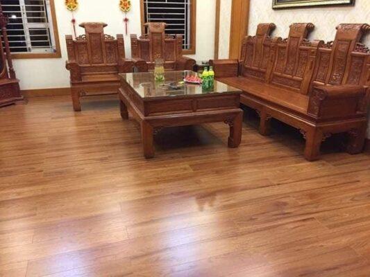 Kho sàn gỗ Phương Thảo tại Hòa Bình