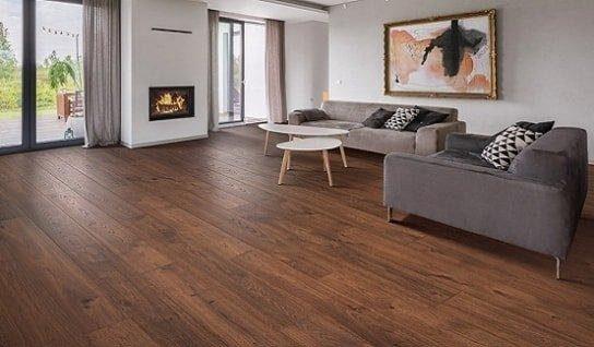 Cửa hàng cung cấp và thi công sàn gỗ Bắc Hà tại Long An