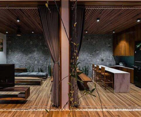 Showroom sàn gỗ Hoàng Việt tại Tây Ninh
