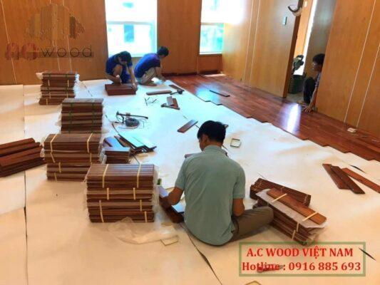 Kho sàn gỗ Á Châu Đồng Nai