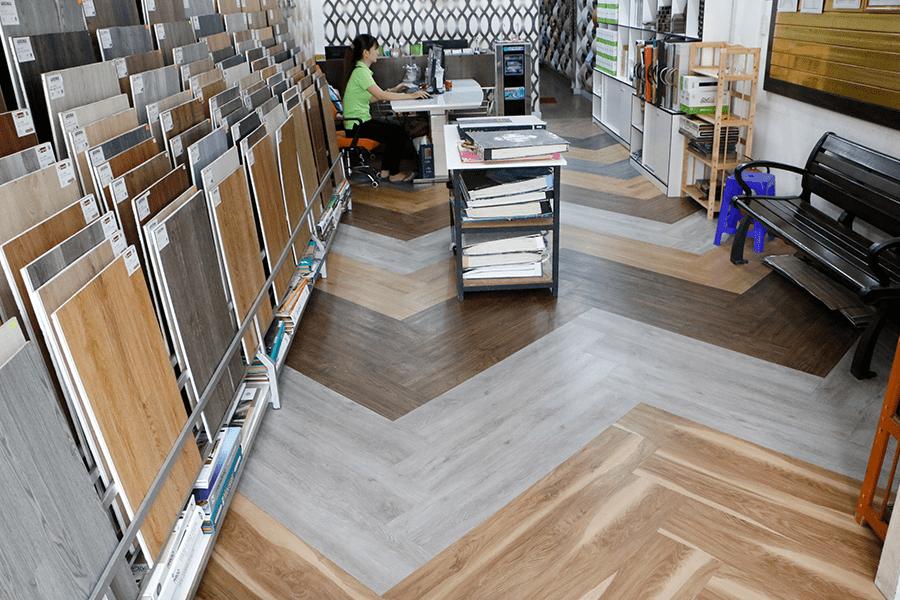 Trải lớp lót sàn - Kinh nghiệm thi công sàn gỗ công nghiệp