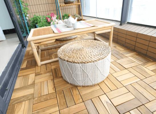 Tấm lót sàn gỗ là gì?