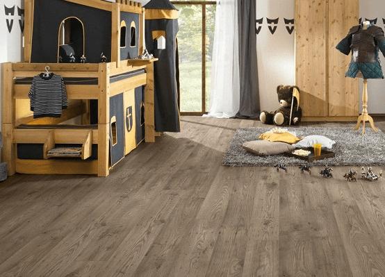 Sàn gỗ Charm Wood là sản phẩm ưu tiên hàng đầu
