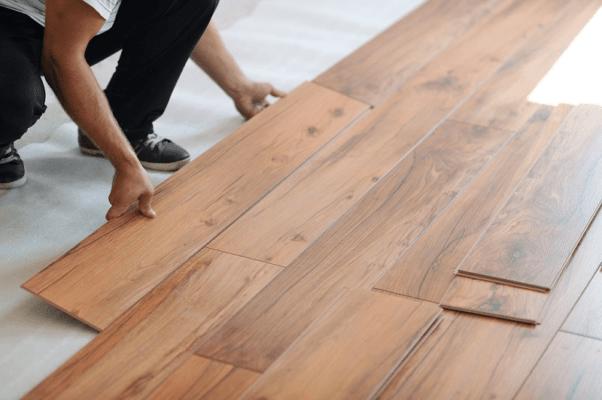 Sàn gỗ Nam Phát