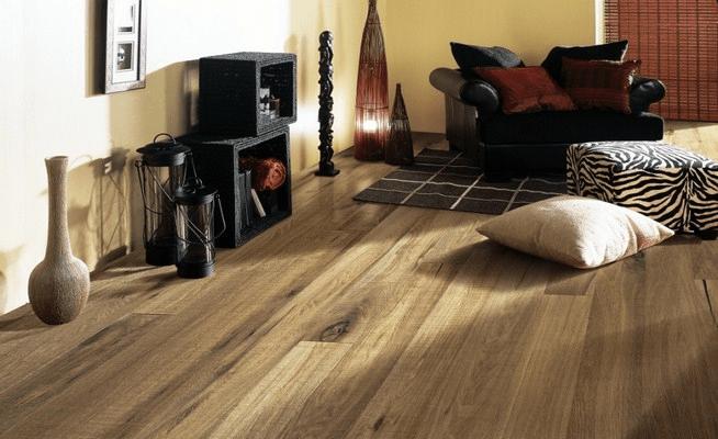 Sàn gỗ Minh Châu