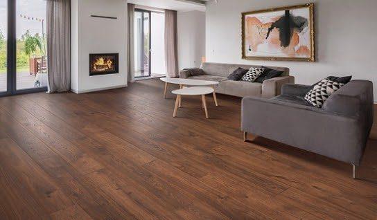 Sàn gỗ có màu sắc đẹp tự nhiên