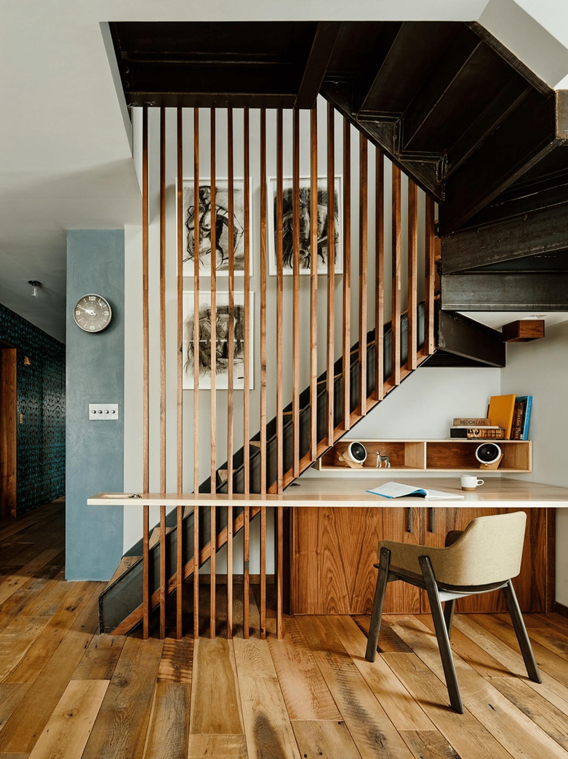 Lam gỗ thanh dọc