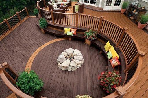 Các công dụng của sản phẩm làm từ gỗ Composite