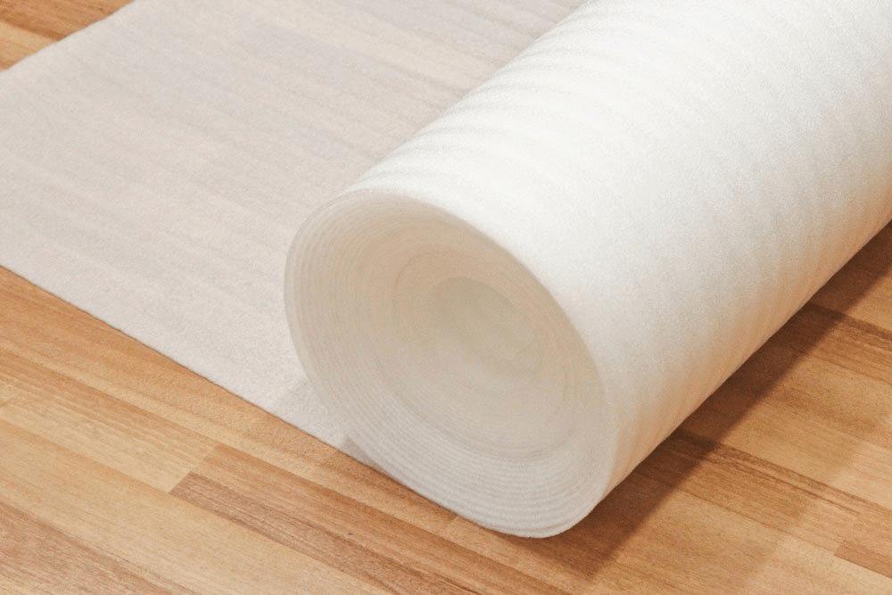 Xốp lót sàn rất dễ lắp đặt