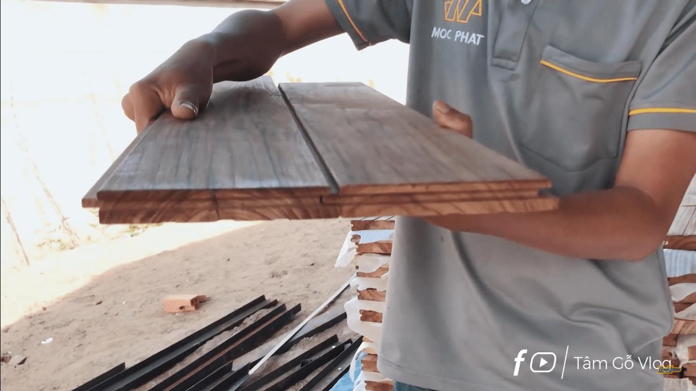 Quy cách tấm gỗ