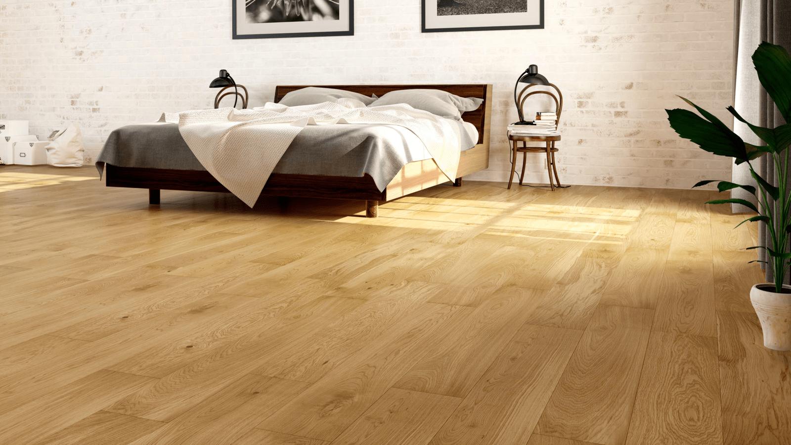 Tuổi thọ của sàn gỗ kỹ thuật rất cao