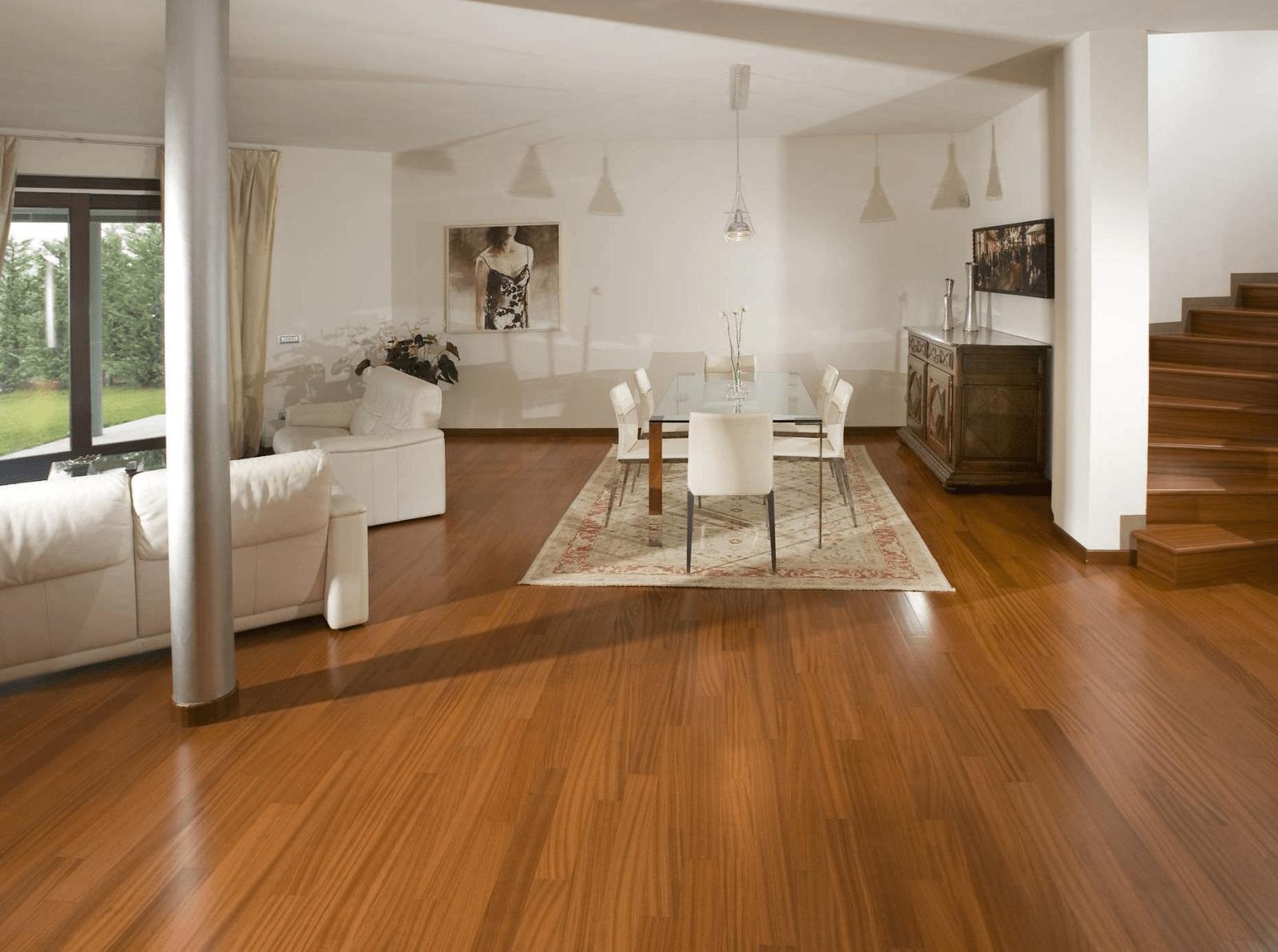Sàn gỗ Teak là lựa chọn sàn hoàn hảo cho mọi ngôi nhà