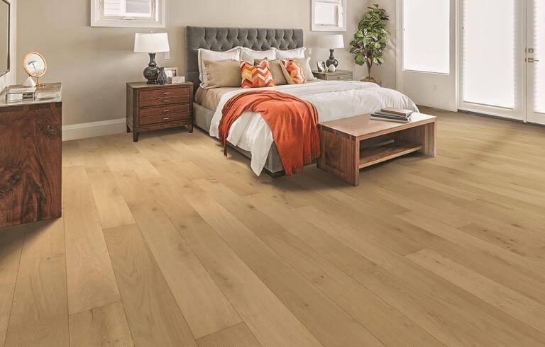 Sàn gỗ kỹ thuật đang là loại sàn được các chủ nhà lựa chọn phổ biến