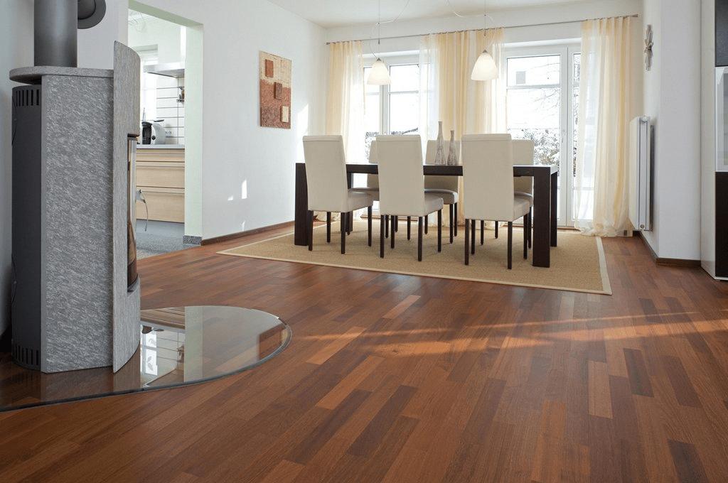 Sàn gỗ Teak chịu được thời tiết khắc nghiệt