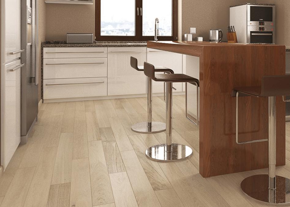 Bạn không nên chà nhám sàn gỗ kỹ thuật nhiều