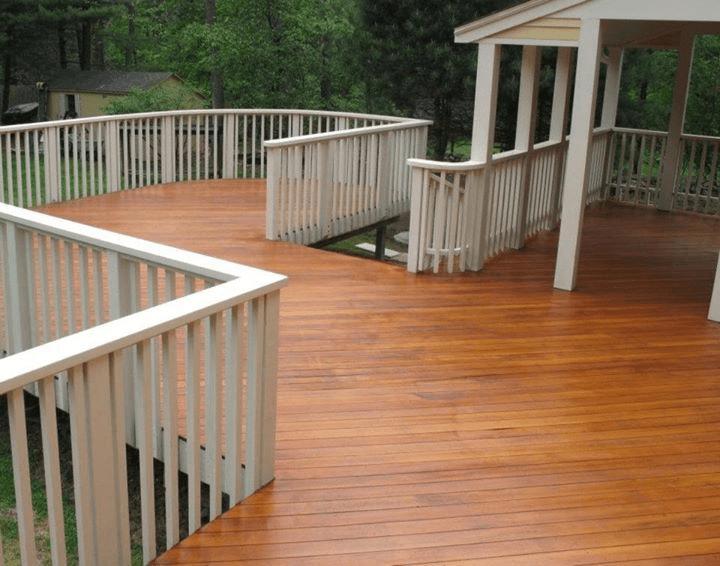 Sàn gỗ thông Mỹ