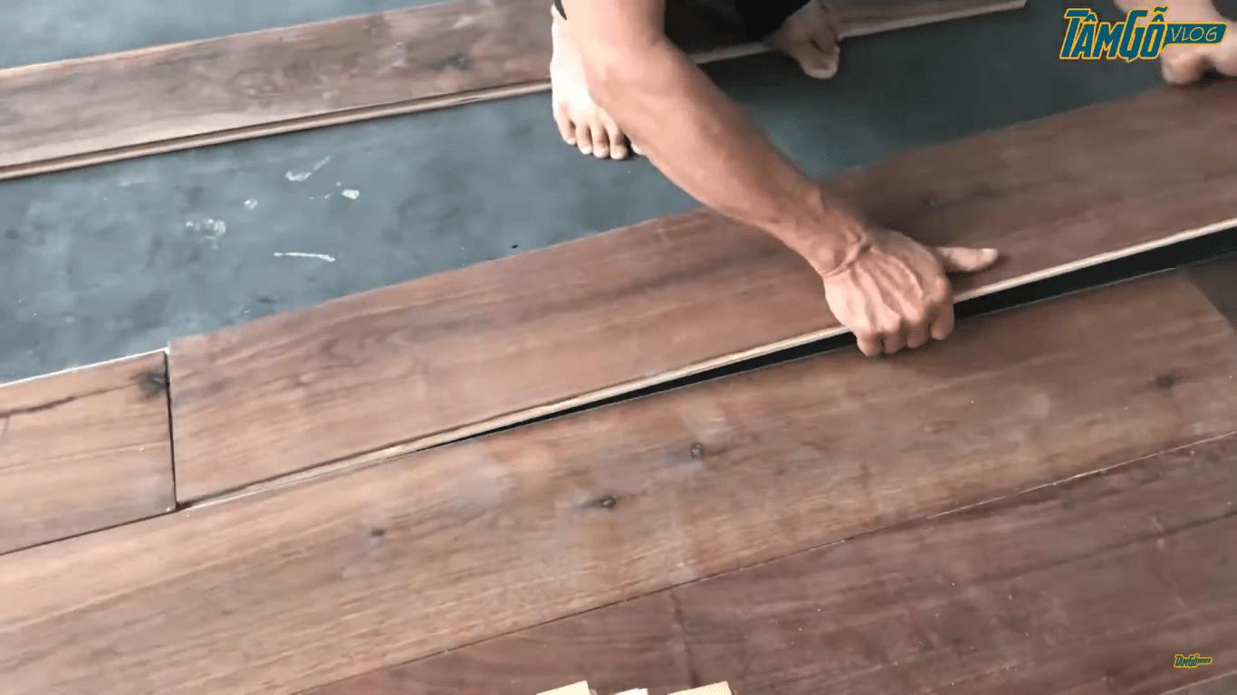 Ghép ván sàn