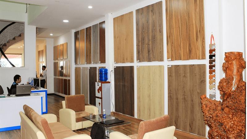 Cửa hàng sàn gỗ Tuyết Lan