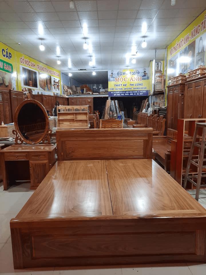 Xưởng đồ gỗ Mộc Anh