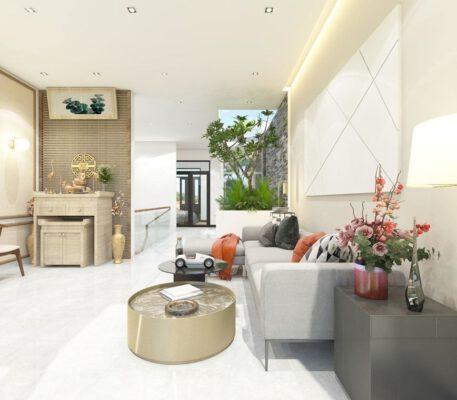 Công ty thiết kế nhà và nội thất Thiên Hưng
