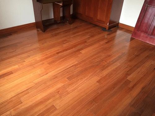 công nghệ sàn gỗ Gõ Đỏ Lào