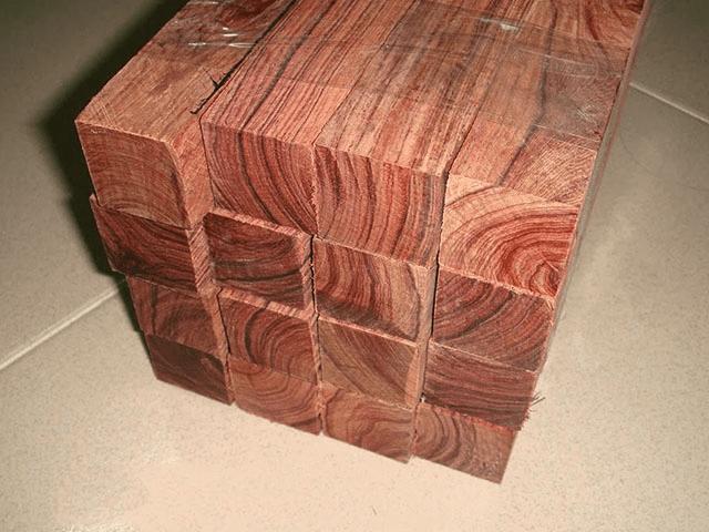 gỗ Gõ Đỏ Lào tự nhiên